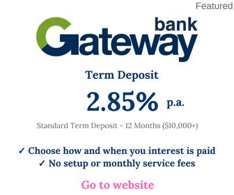 gateway term deposit