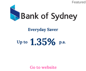 Bank of Sydney Everyday Saver