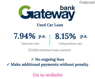 Gateway Used Car Loan