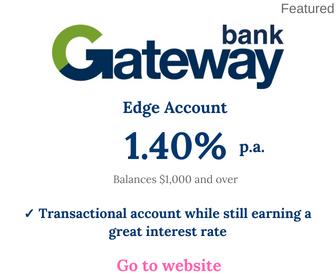 Gateway Savings Account