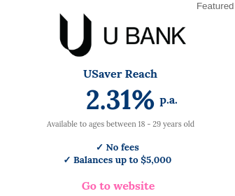 UBank USaver Reach Account