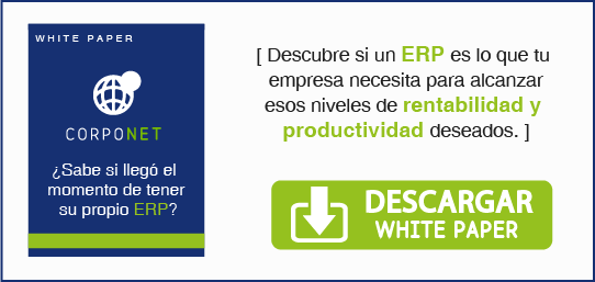 ERP sistema