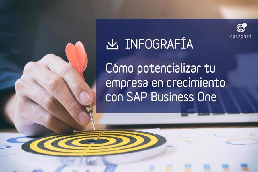 Cómo potencializar tu empresa en crecimiento con SAP Business One