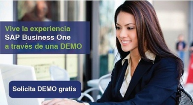 Demo gratis SAP Business One