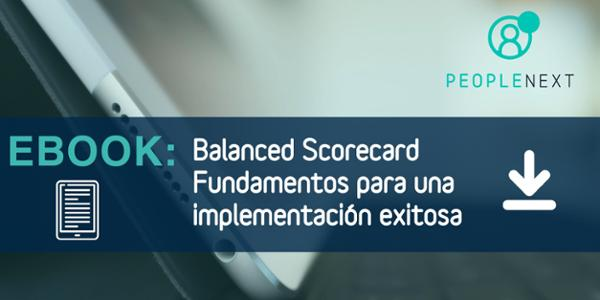 balanced scorecard implementación