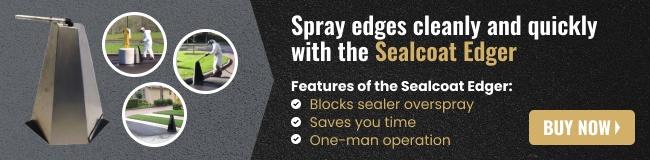 Sealcoat Edger
