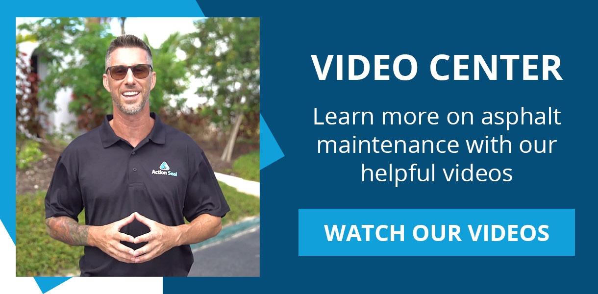 Asphalt Maintenance Videos