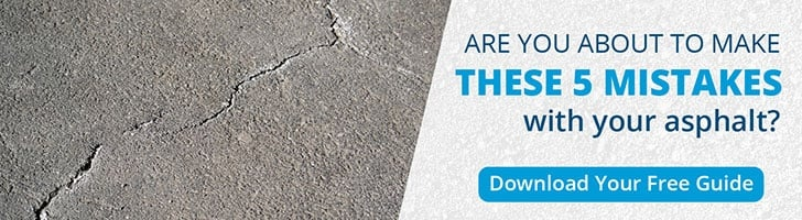 Are you about to make these 5 mistakes with your asphalt? Download Your Free Guide