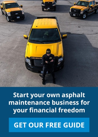 Start Your Own Sealcoating Business