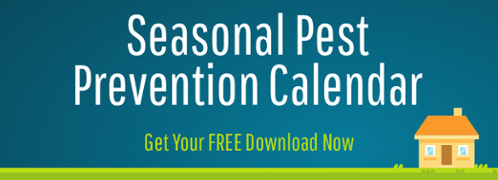 Sign up now to receive our free seasonal pest prevention calendar.