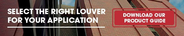 Select the Right Louver for Your Application