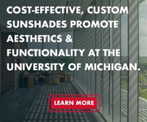 Cost-effective, custom sunshades promote aesthetics & functionality at the University of Michigan. Download our case study to learn more.