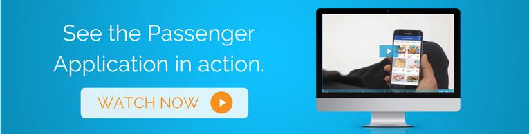 Watch Passenger App Video
