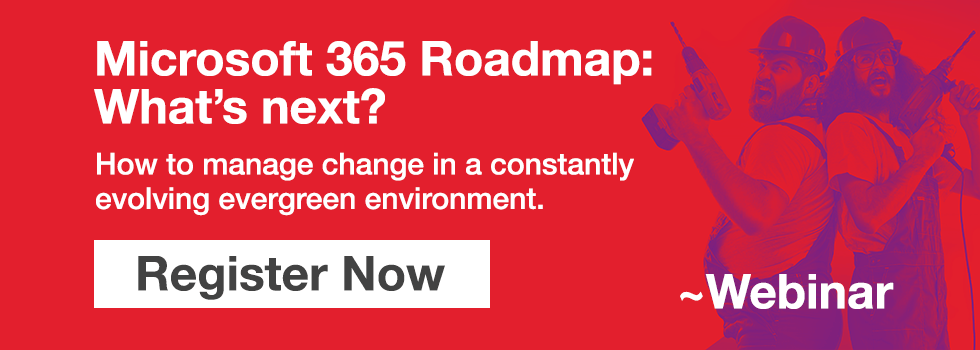 Microsoft 365 Roadmap updates