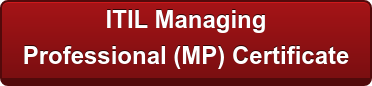 ITIL Managing  Professional (MP) Certificate