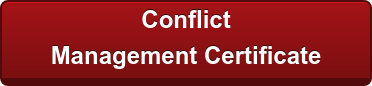 Conflict  Management Certificate