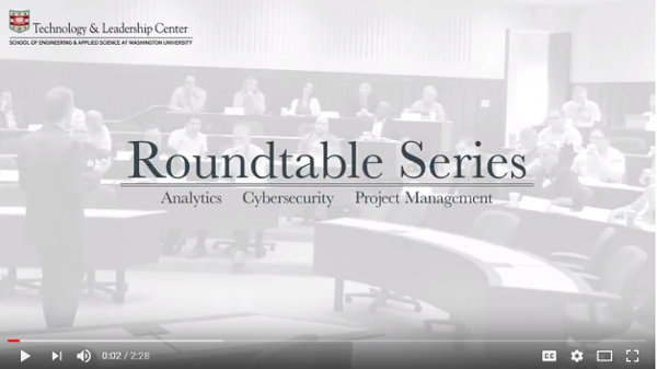 Click here to see an overview of our Roundtables