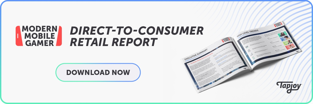 Direct to Consumer Retail Report CTA 3