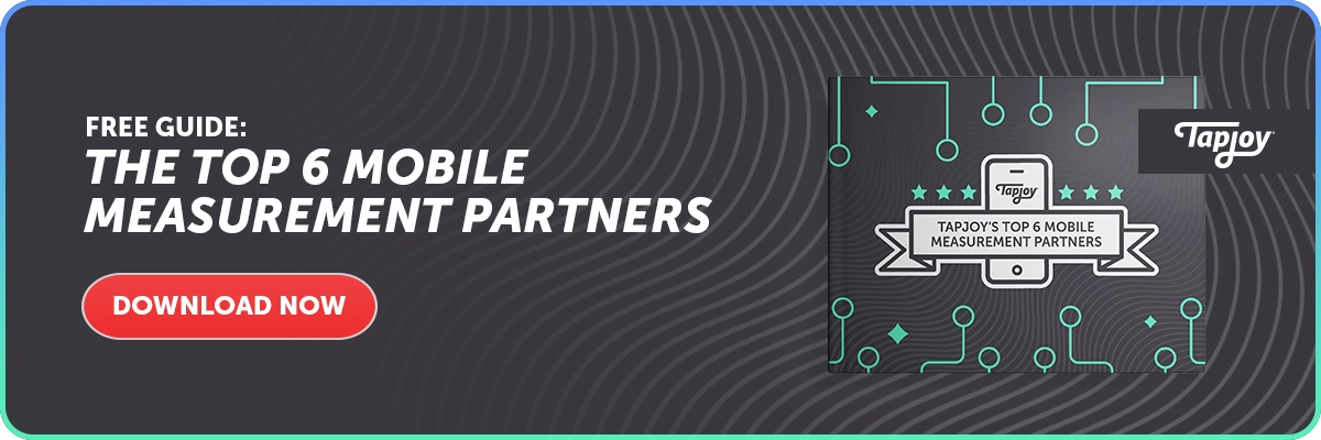 Free Guide: The Top 6 Mobile Measurement Partners