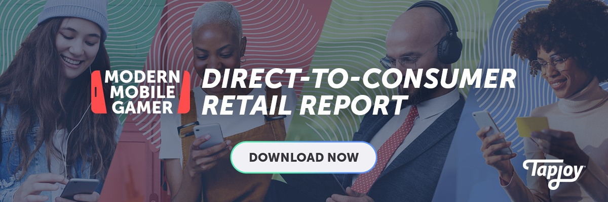 Direct to Consumer Retail Report CTA 1