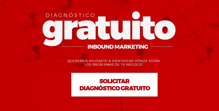 Diagnóstico gratuito Inbound Marketing