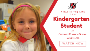 A Day in the Life of a Kindergarten Student