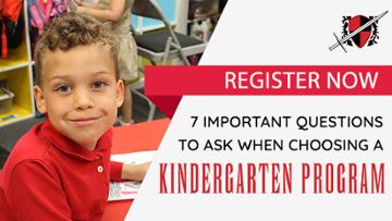 Webinar: 7 Important Questions to Ask When Choosing a Kindergarten Program