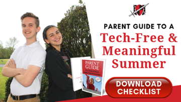 Download Checklist: Parent Guide to a Tech-Free & Meaningful Summer