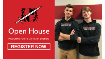 Register Now: Open House at Covenant Classical School