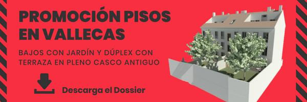 Promoción Pisos de Obra Nueva en el Casco Antiguo de Vallecas