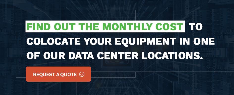 Data Center Quote