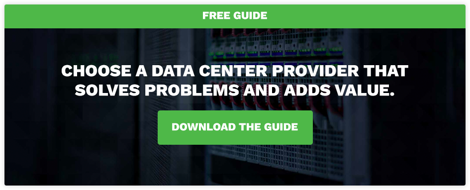 Choosing the Right Data Center
