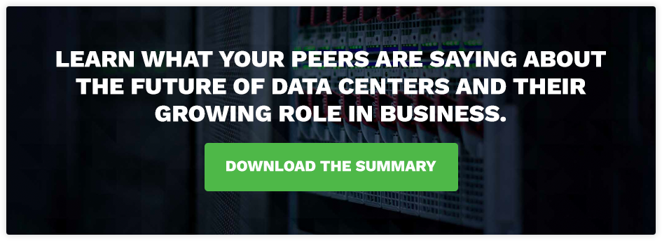 Data Center Executive Summary Report