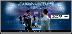 Scopri il Nuovamacut Live 2016!