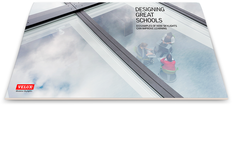 Designing Great Schools  8 inspiring examples of how you can use skylights to build better, brighter  schools. Download e-book Now
