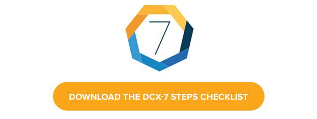 Download DCX 7-Steps Checklist