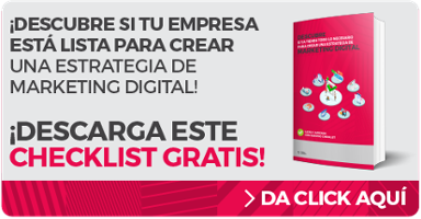 Checklist Como crear una Estrategia de Marketing Digital