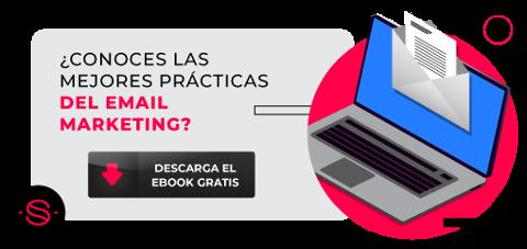 CTA - Ebook Mejores prácticas del Email Marketing