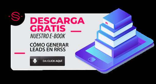 Descarga ebook  Cómo generar leads en redes sociales