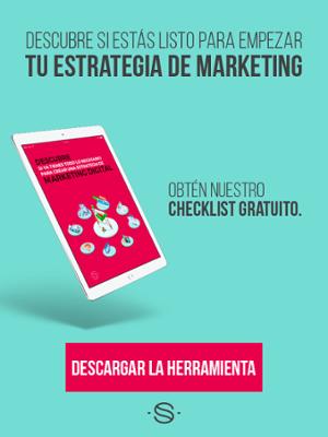 Banner - Checklist Estrategia de Marketing