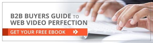 B2B Buyers Guide to Web Video Perfection – Free Ebook