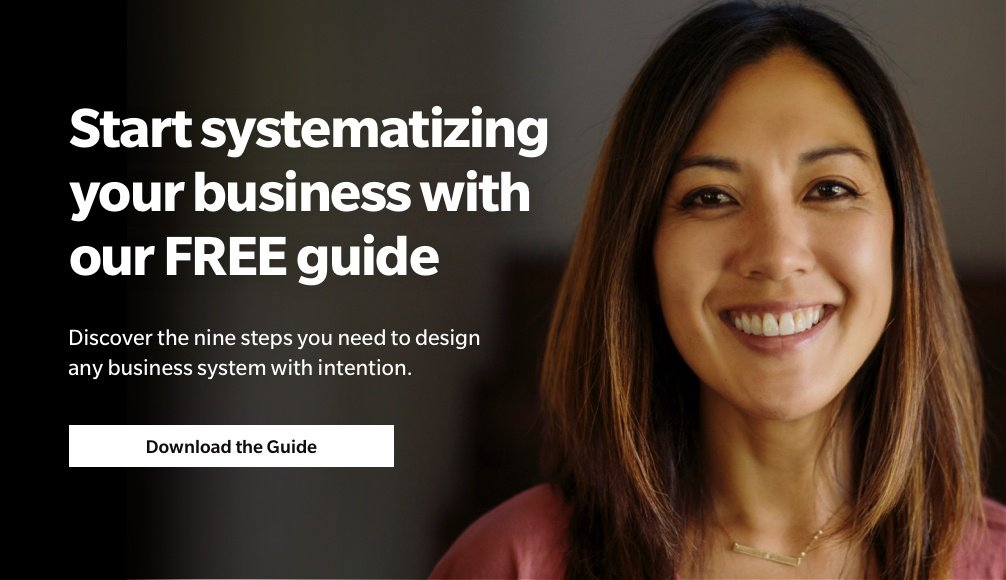 emyth-business-coaching-systems-guide-systemization