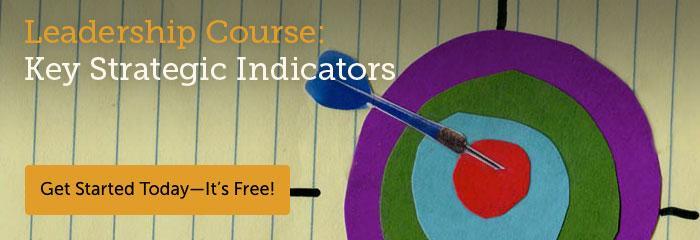 Start the course: Key Strategic Indicators