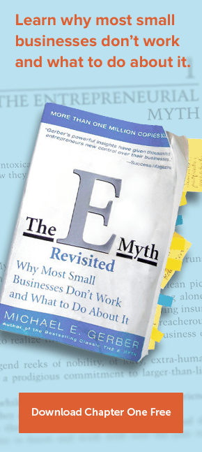 Download Chapter One of The E-Myth Revisited for Free
