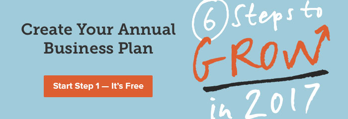 Build Your Annual Plan!
