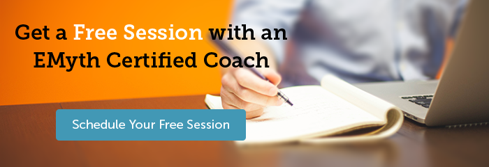 Get a free coaching session. Schedule my session.