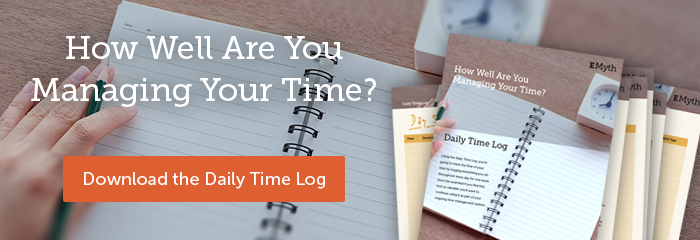 How Well Are You Managing Your Time? Download the Daily Time Log