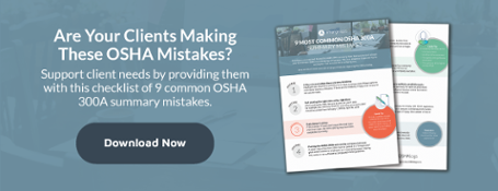 9 Most Common OSHA 300A Summary Mistakes