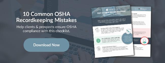 10 Common OSHA Recordkeeping Mistakes