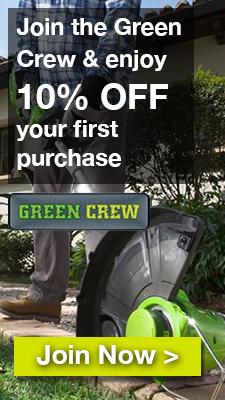 Newsletter | GreenWorks Tools